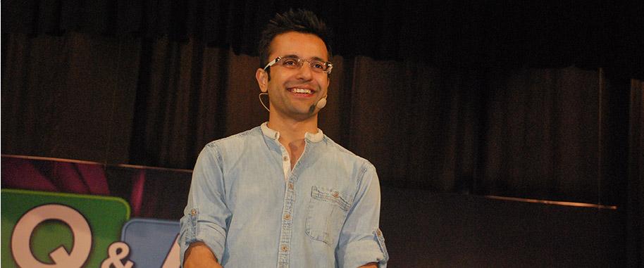 Sandeep Maheswari Biography 2